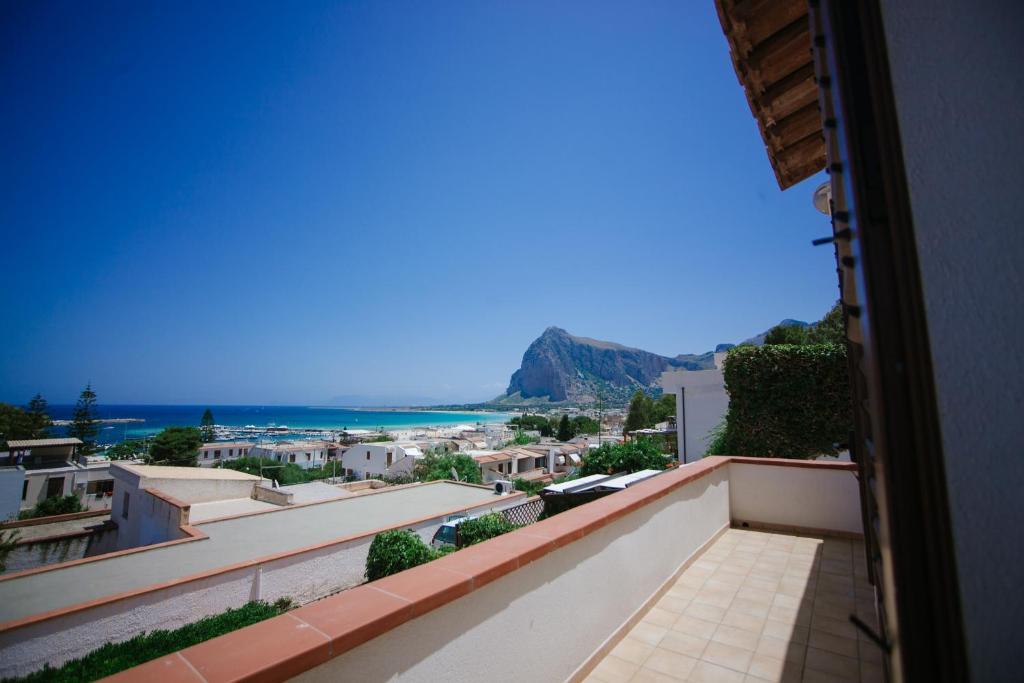 A balcony or terrace at Sanvitotour Apartment