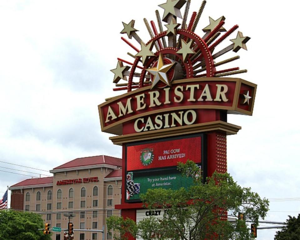 ameristar casino buffet near me