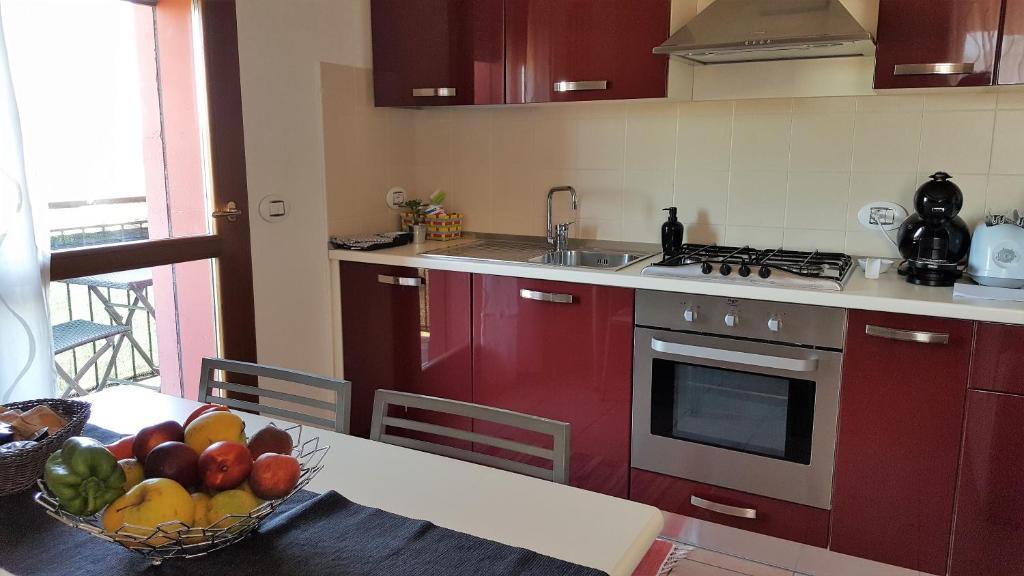 Cucina o angolo cottura di Maison La Torre