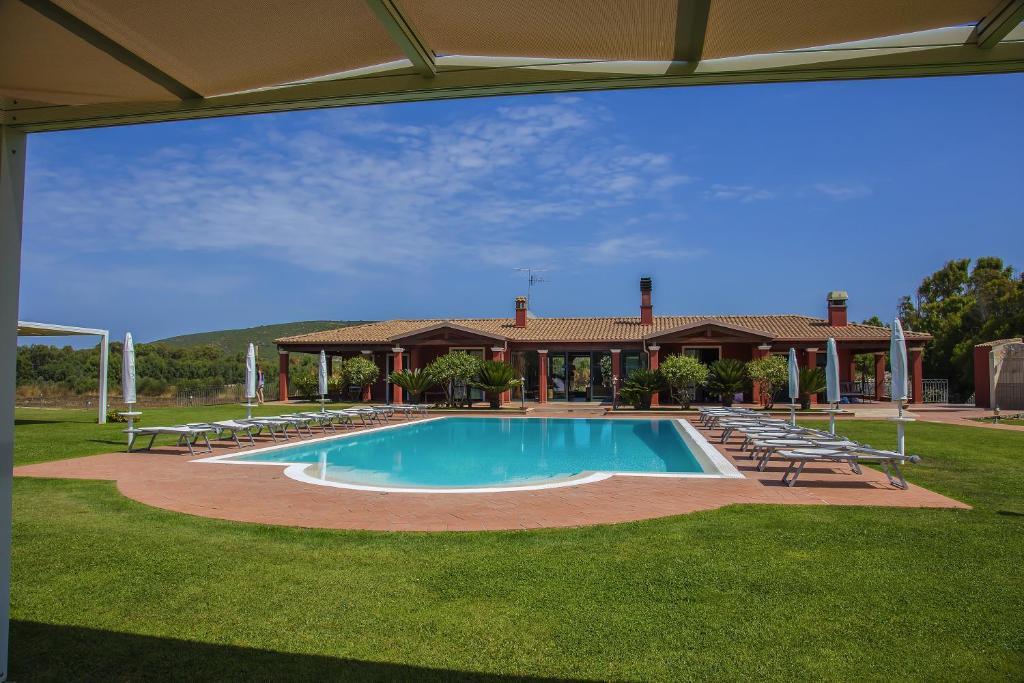 Villa Barbarina, Santa Maria la Palma, Italy - Booking.com