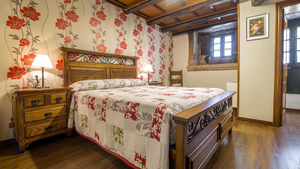 Una habitación en Casa de los Somoza