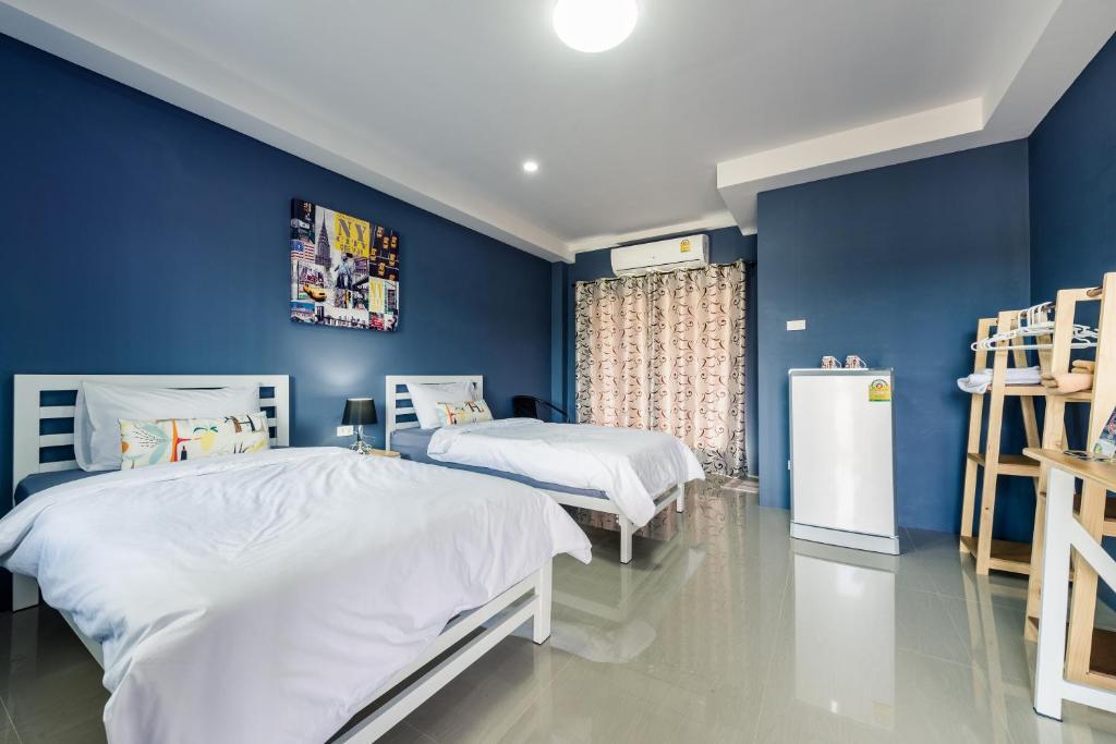 Ein Zimmer in der Unterkunft Sweet Dreams Guest House