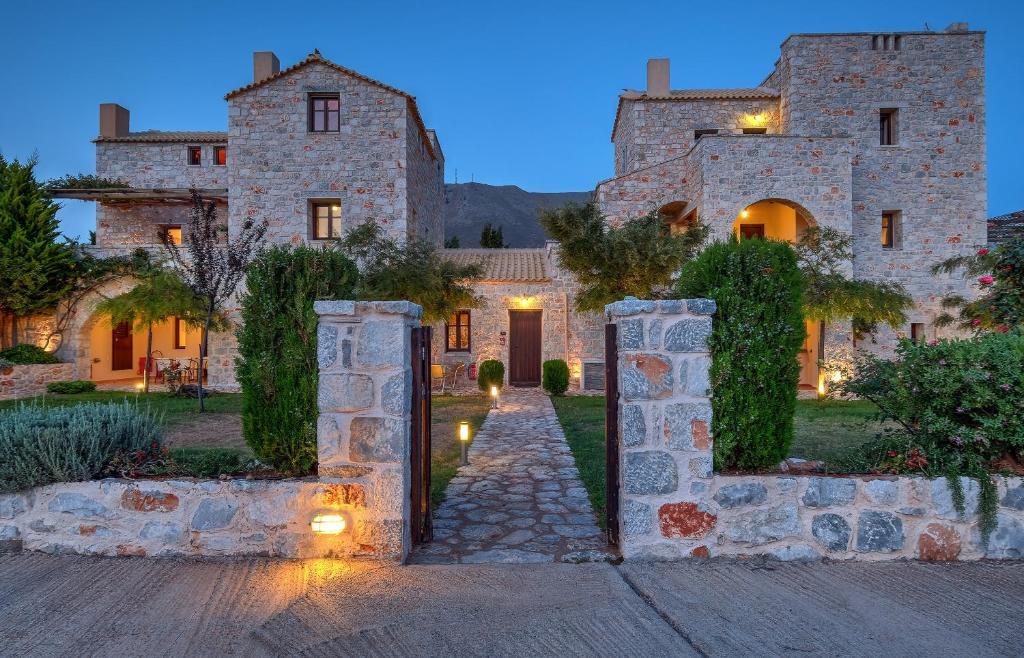 Achelatis Guest Houses, Αρεόπολις – Ενημερωμένες τιμές για το 2020