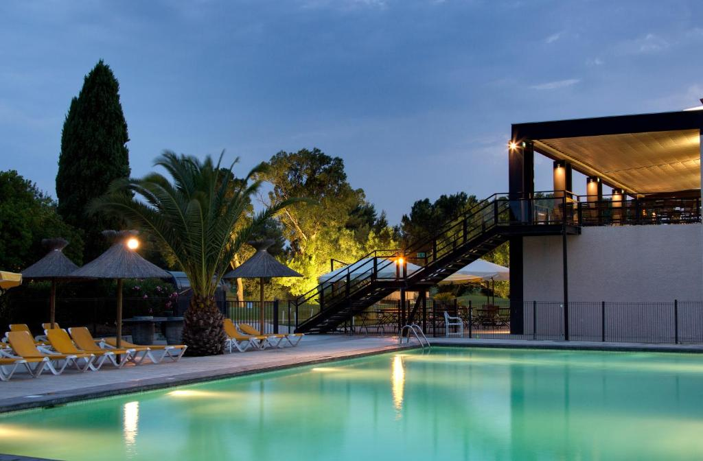 Hotel De Massane Baillargues France Booking Com