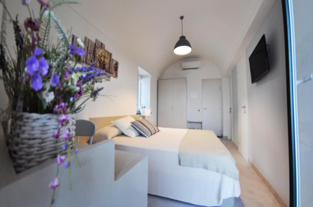 A room at Casa Costanza B&B