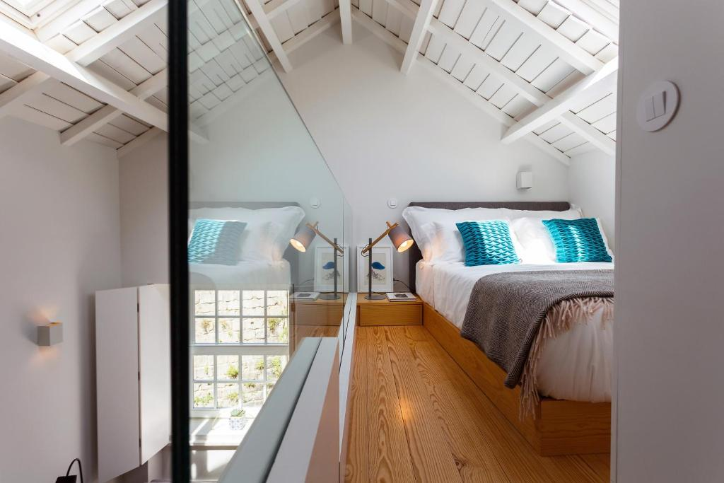 A room at Seventyset Flats - Porto Historical Center