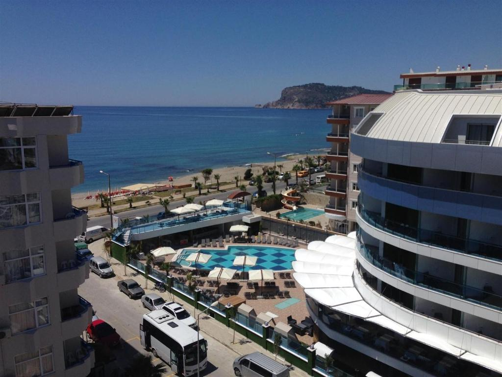 Luxury Penthouse In Tosmur Alanya Opdaterede Priser For 2020