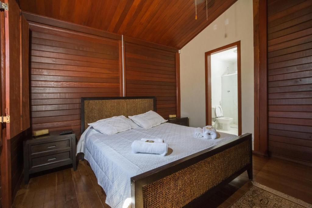 A room at Pousada Recanto Bem Te Vi
