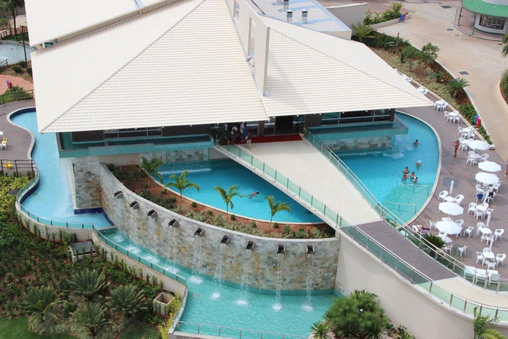 The swimming pool at or near Hotel CTC