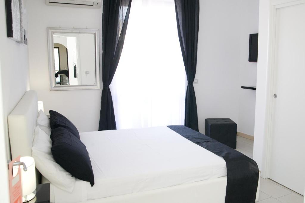 Letto o letti in una camera di Sweet Dreams Guest House