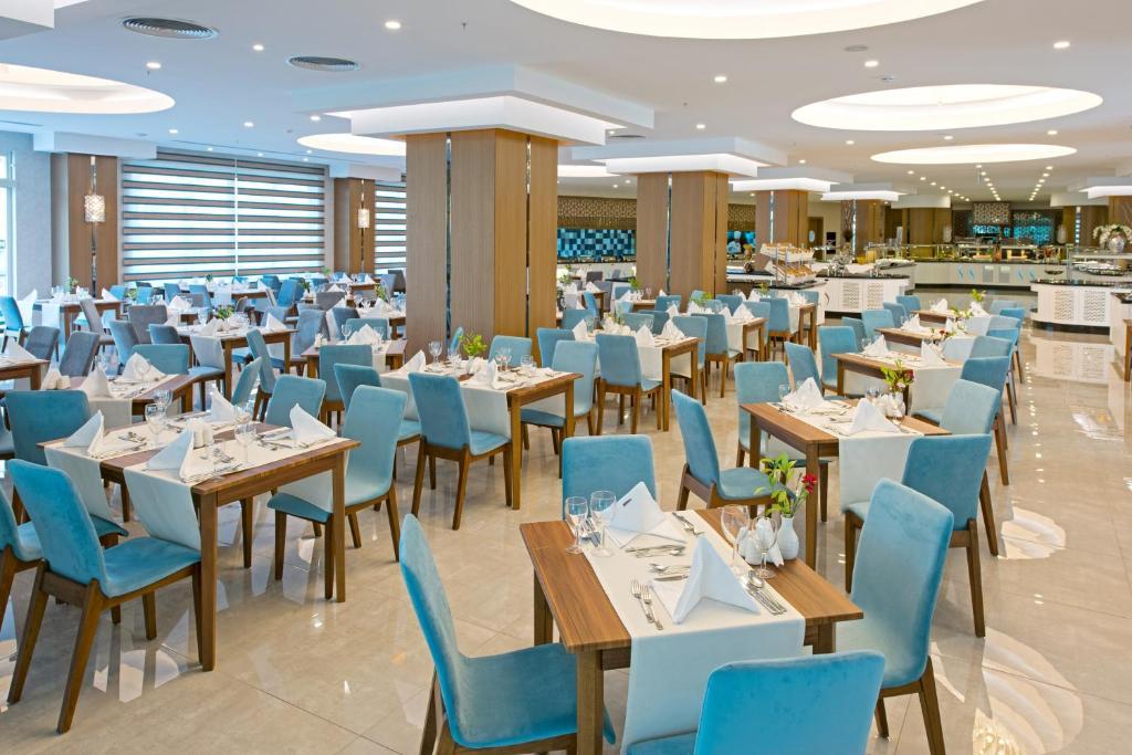 Ресторан / где поесть в Asia Beach Resort & Spa Hotel