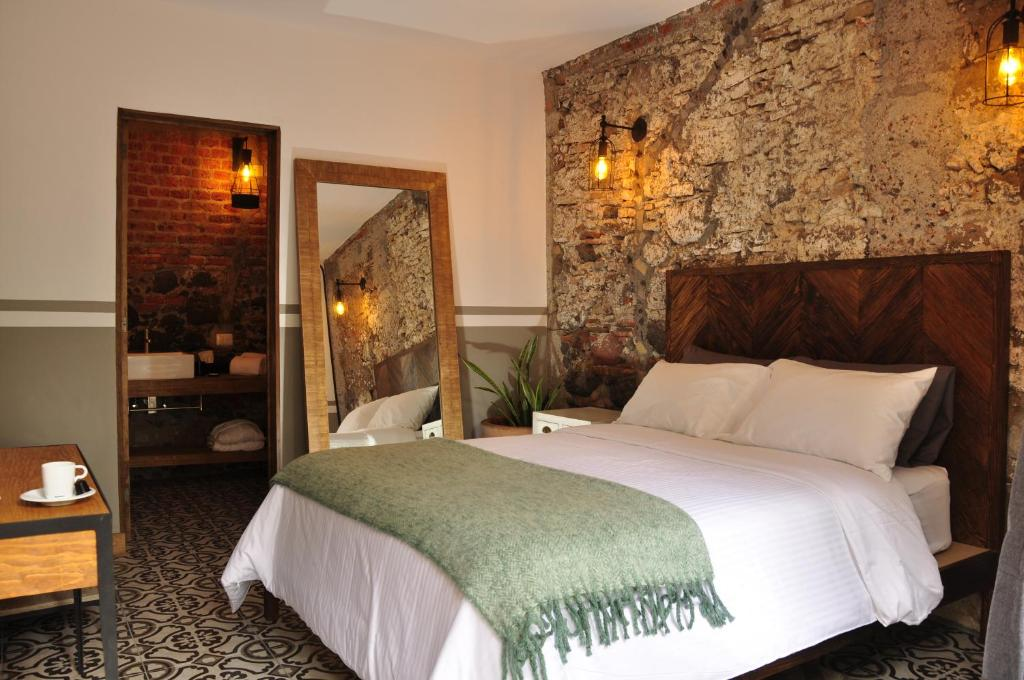 A room at Clandestino Hotel - Adults Only