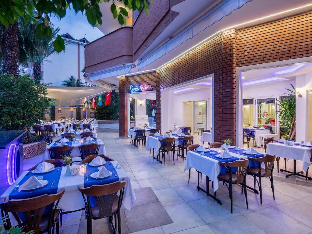 Ресторан / где поесть в May Flower Apart Hotel