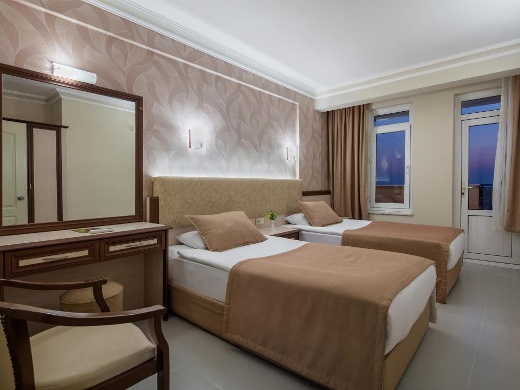 Номер в May Flower Apart Hotel