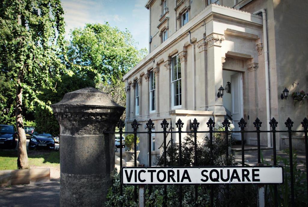 The facade or entrance of Victoria Square Hotel Clifton Village