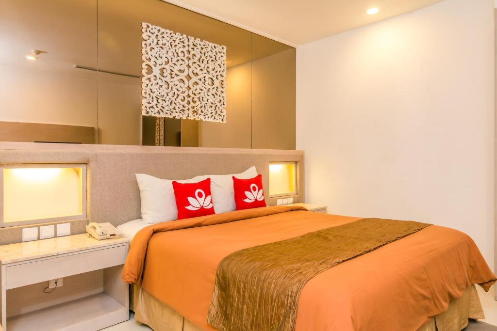 ZEN Rooms Kuta Angel Beach