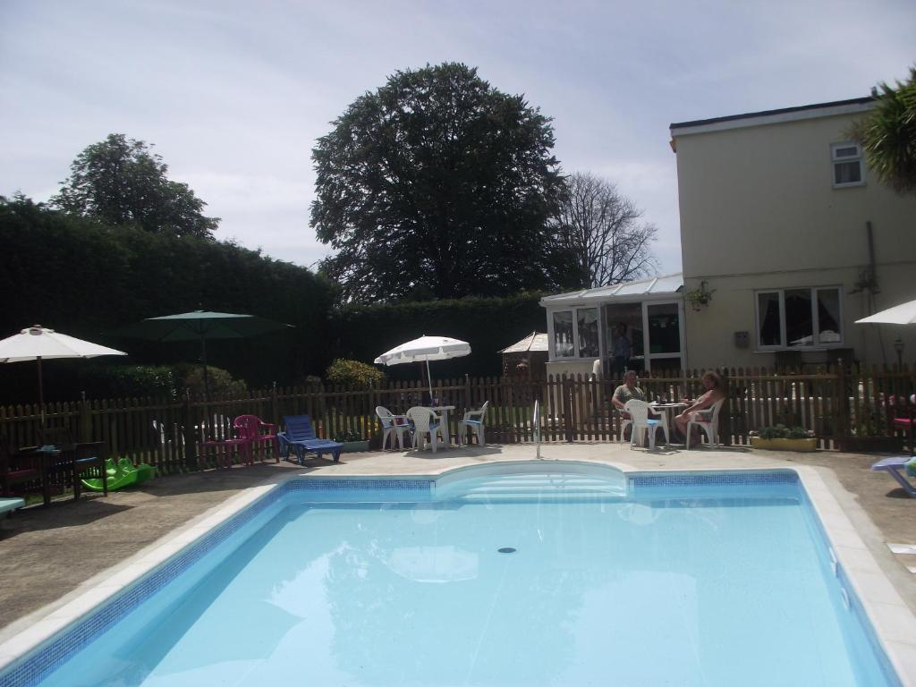 The swimming pool at or near The Seabury