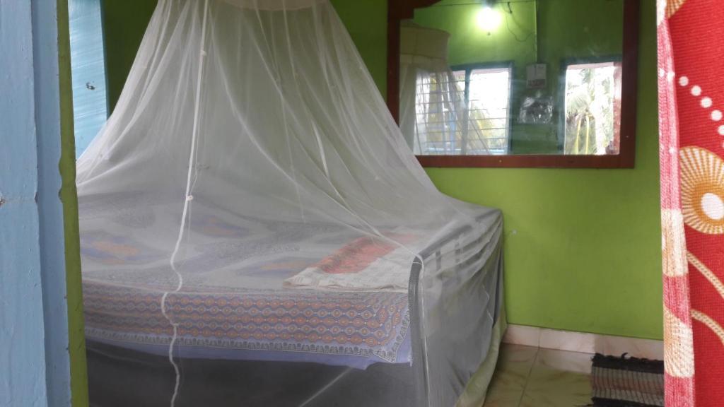 A room at Kiran Guest House