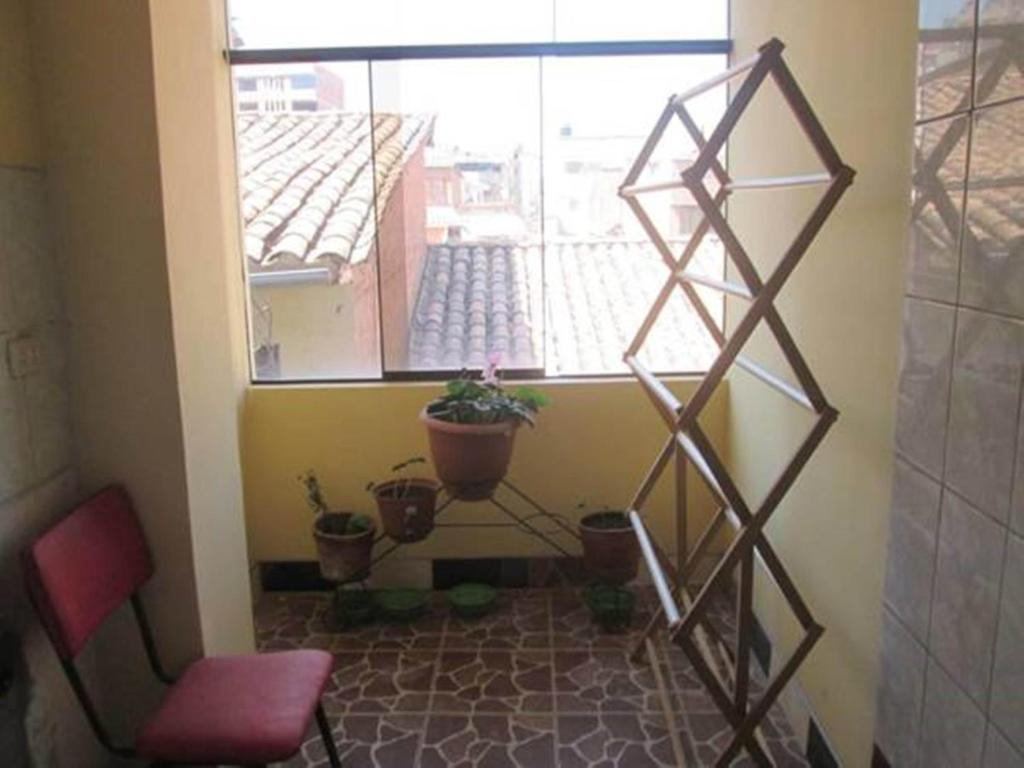 Un balcón o terraza de Aia Mariel