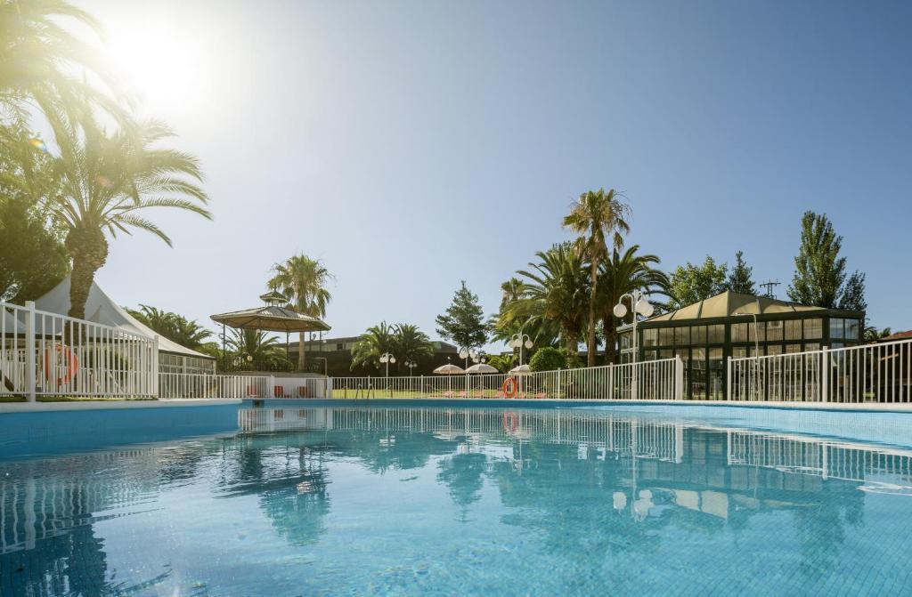 Hotel Ilunion Las Lomas, Mérida – Precios actualizados 2019