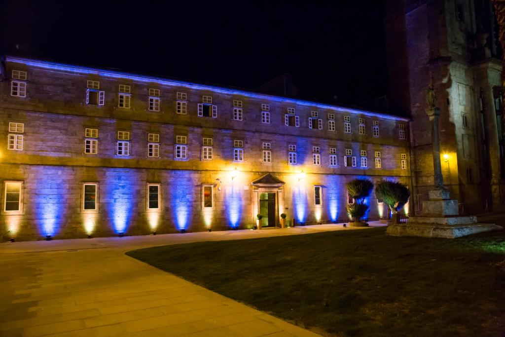 San Fran Hotel Monumento (Spanje Santiago de Compostela ...