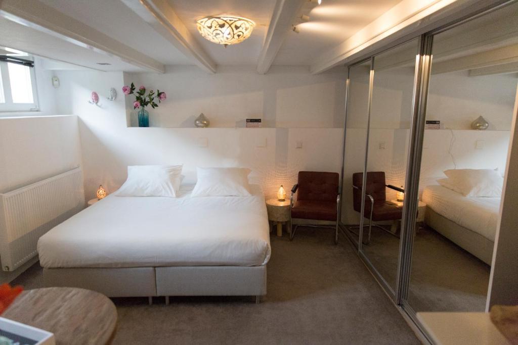 Un ou plusieurs lits dans un hébergement de l'établissement Parksight