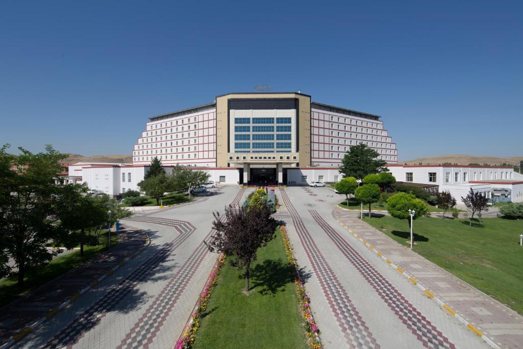 نتيجة بحث الصور عن فندق كورل ثيرمال ريزورت أفيون تركيا