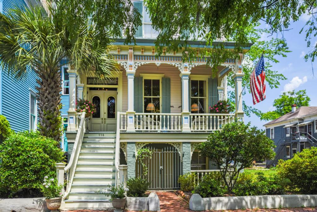 Catherine Ward House Inn Savannah Ga Booking Com