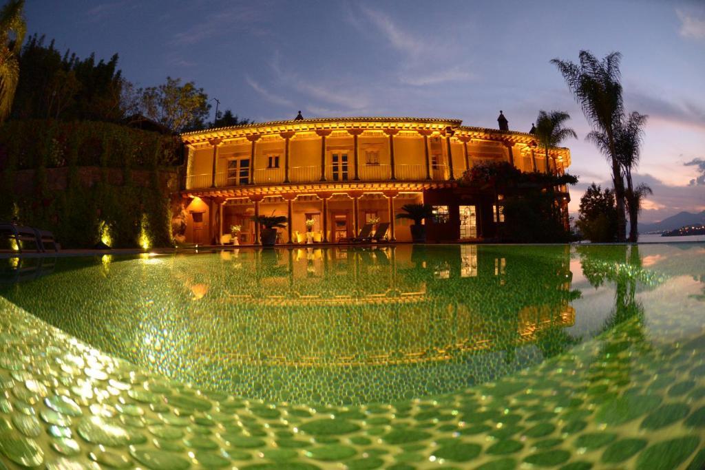 Hotel Hacienda Ucazanaztacua (México Pátzcuaro) - Booking.com