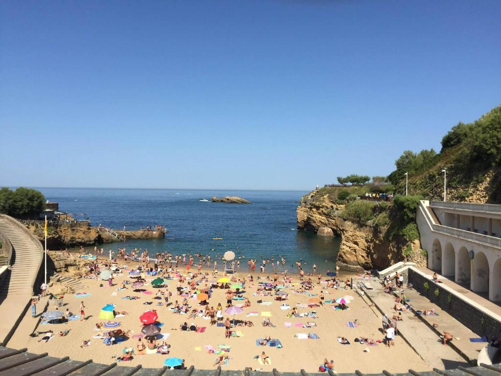 Le Gamaritz Biarritz Paivitetyt Vuoden 2020 Hinnat