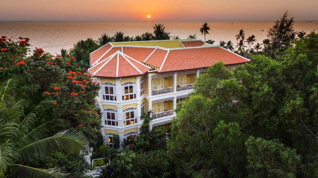 A bird's-eye view of La Veranda Resort Phu Quoc - MGallery by Sofitel