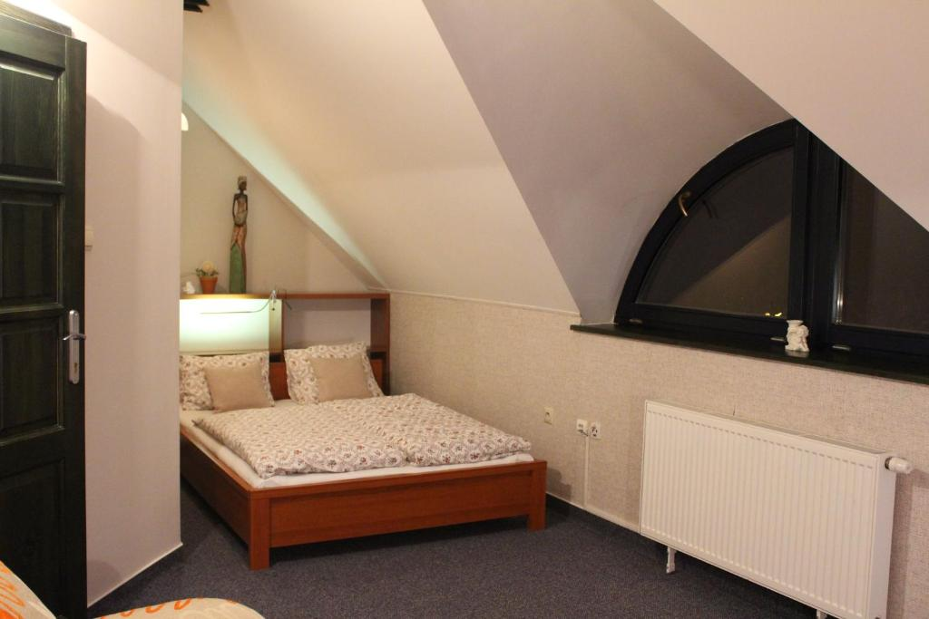 A room at Privat pri Hradbach