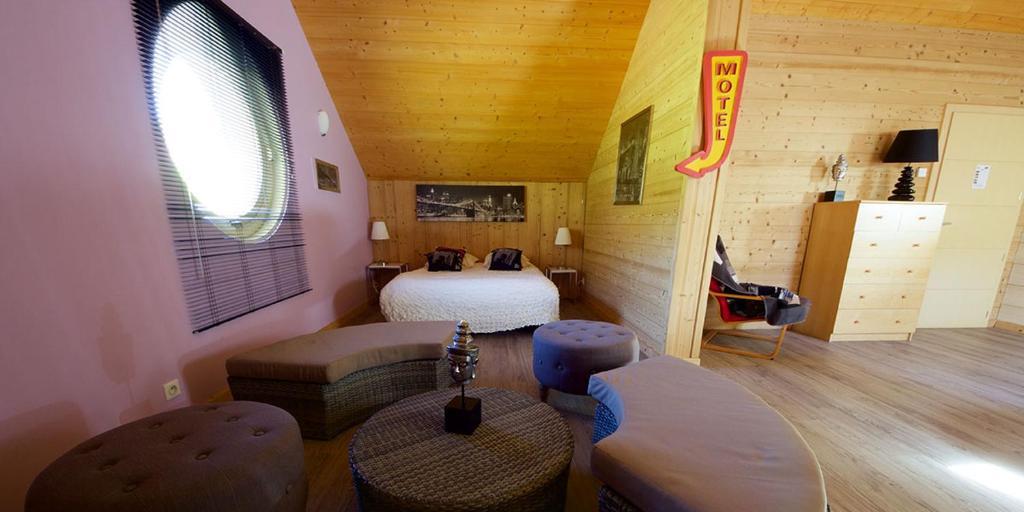 Chambres d'hôtes Couleurs Bois & Spa