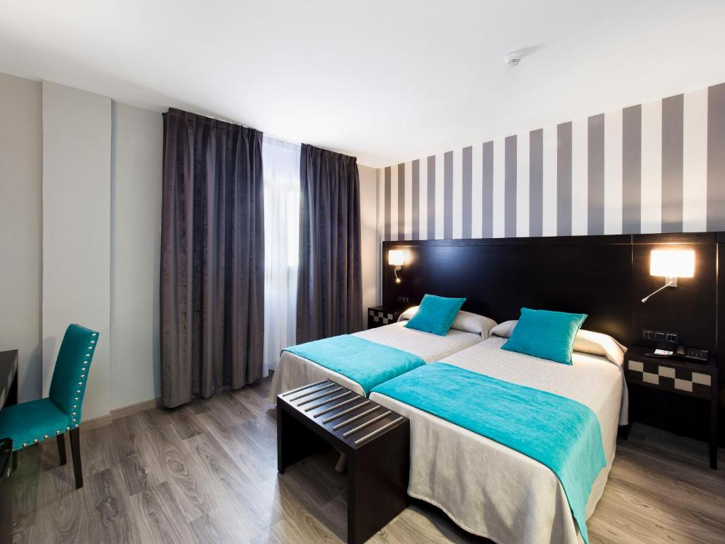 Hotel Zentral Parque (España Valladolid) - Booking.com