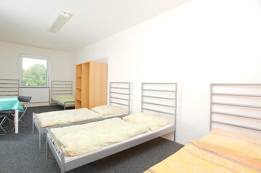A room at Abex Hostel