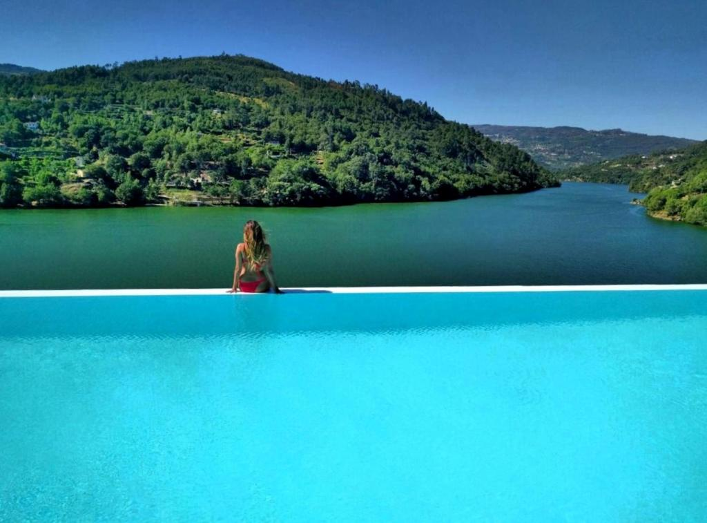 Guests staying at Douro Royal Valley Hotel & Spa