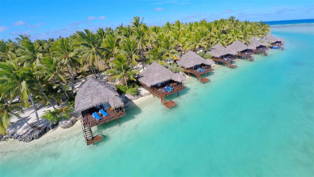 Aitutaki Lagoon Private Island Resort