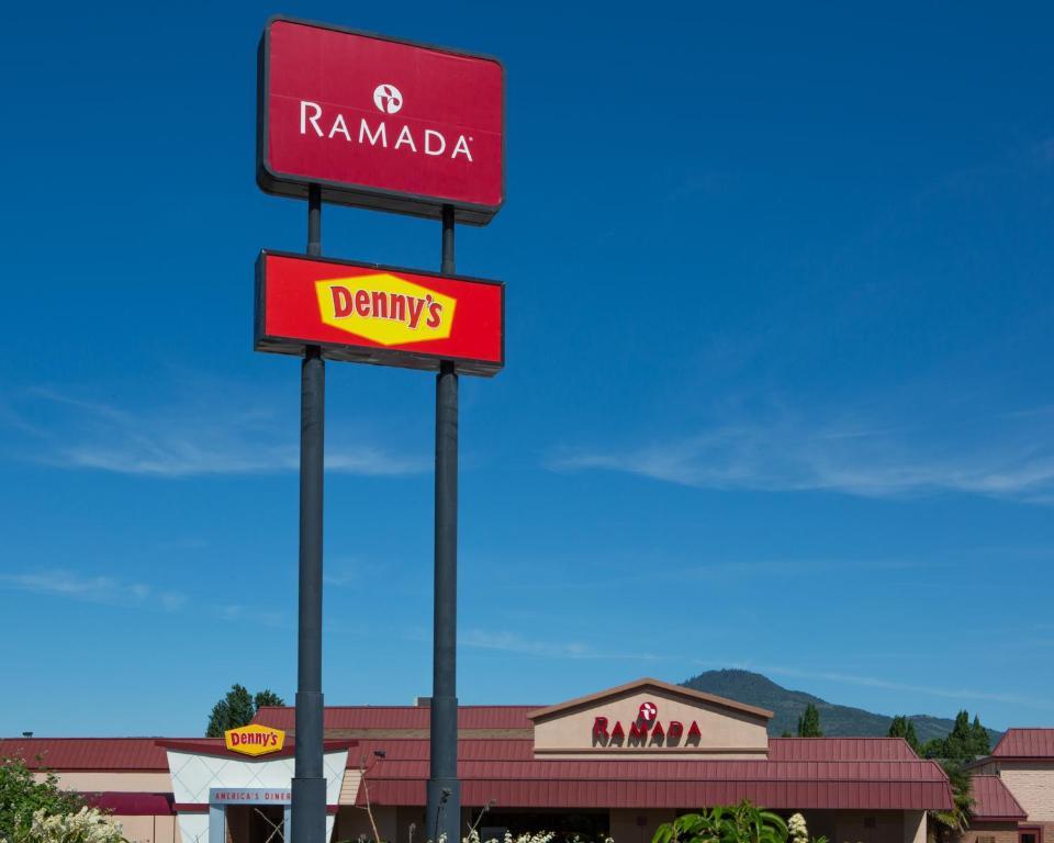 Ramada by Wyndham Medford Hotel & Conference Center.