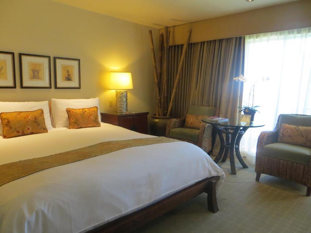 A room at Tradewinds Carmel