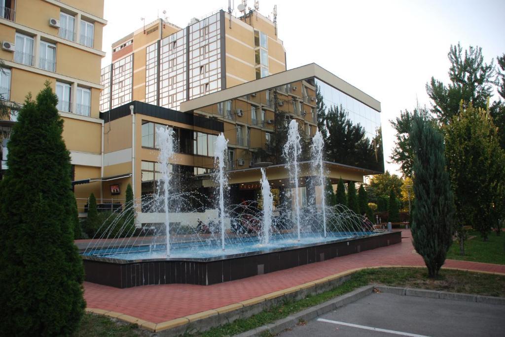 Hotel Park Novi Sad Serbia Booking Com