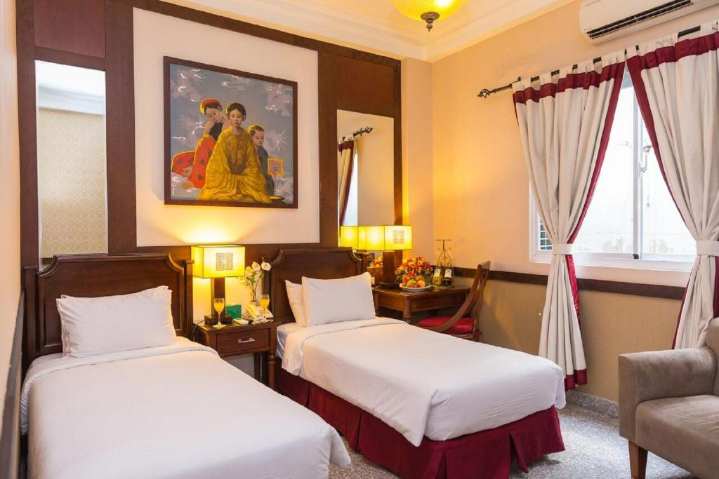 Ben Thanh Boutique Hotel