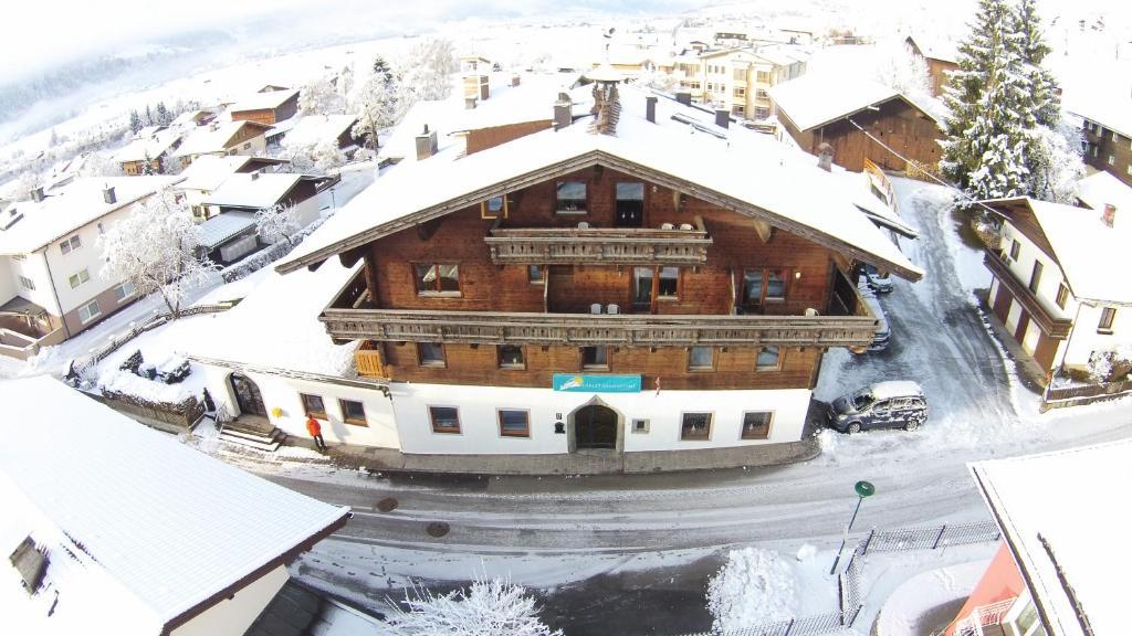 Apartments Chalet Sonnentanz im Winter