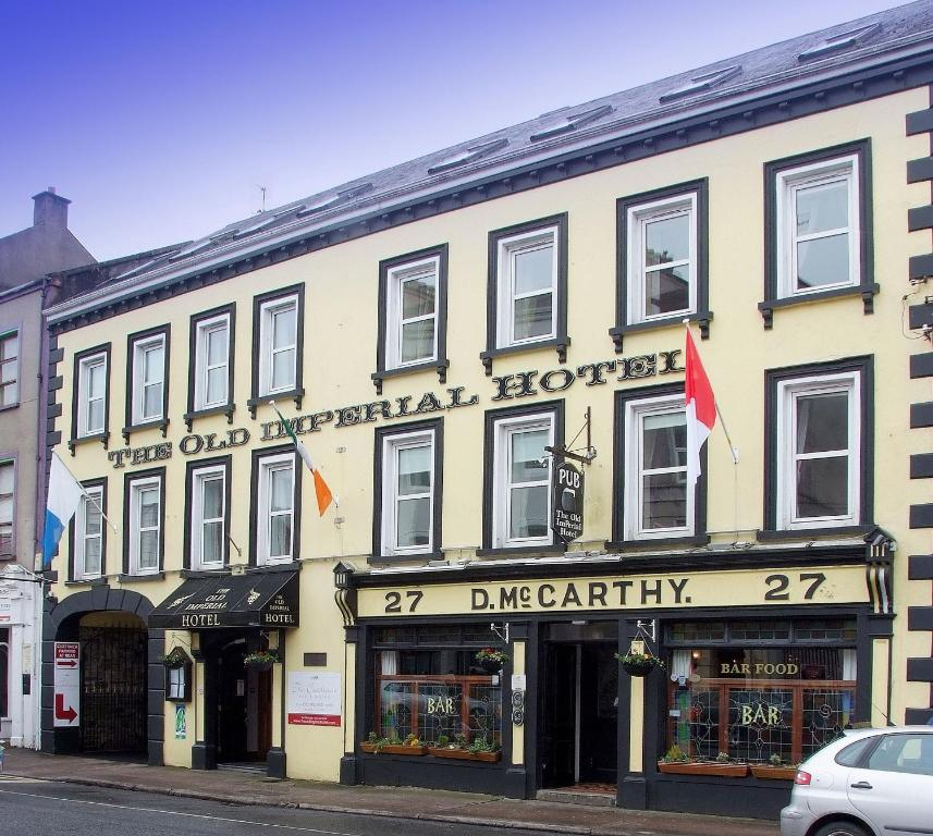 Accommodation Youghal Bar & Bistro The Old Imperial