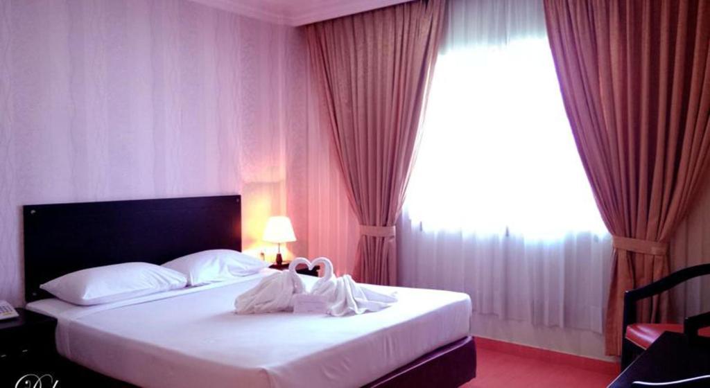 A room at ZEN Rooms near D.I.Panjaitan Tanjung Pinang