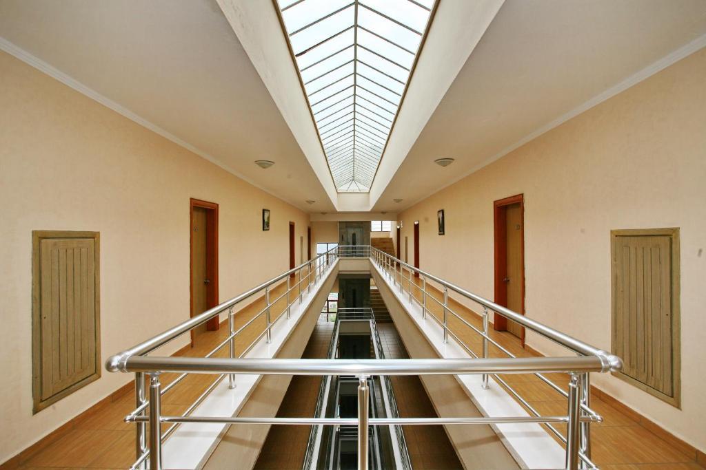 Балкон или терраса в Bella Bravo Suit Hotel