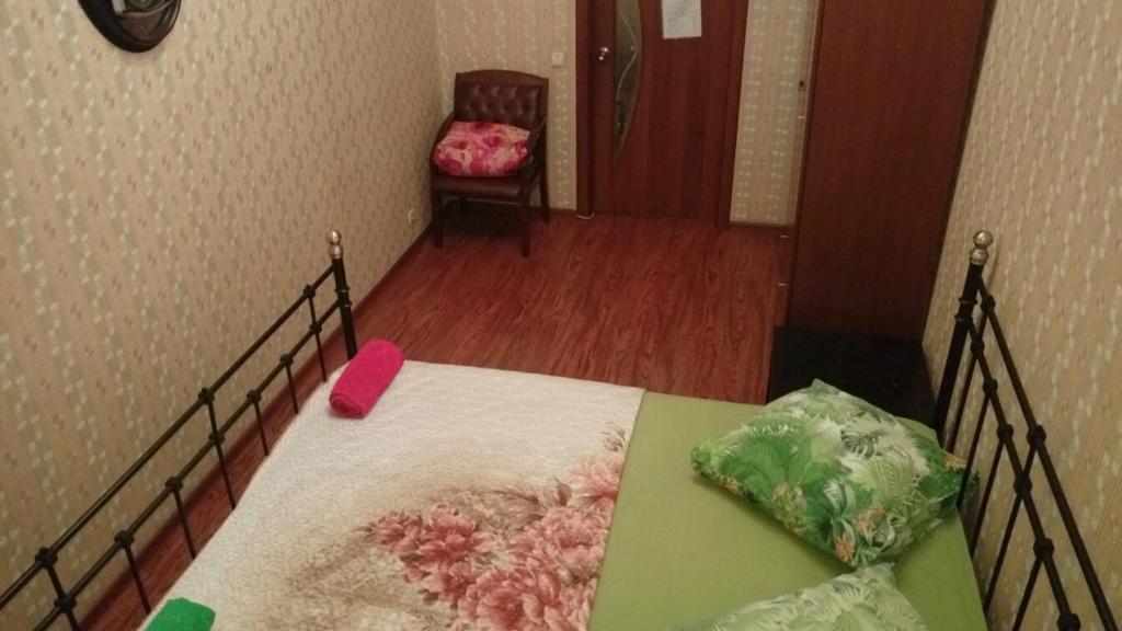 A room at Hostel Volga