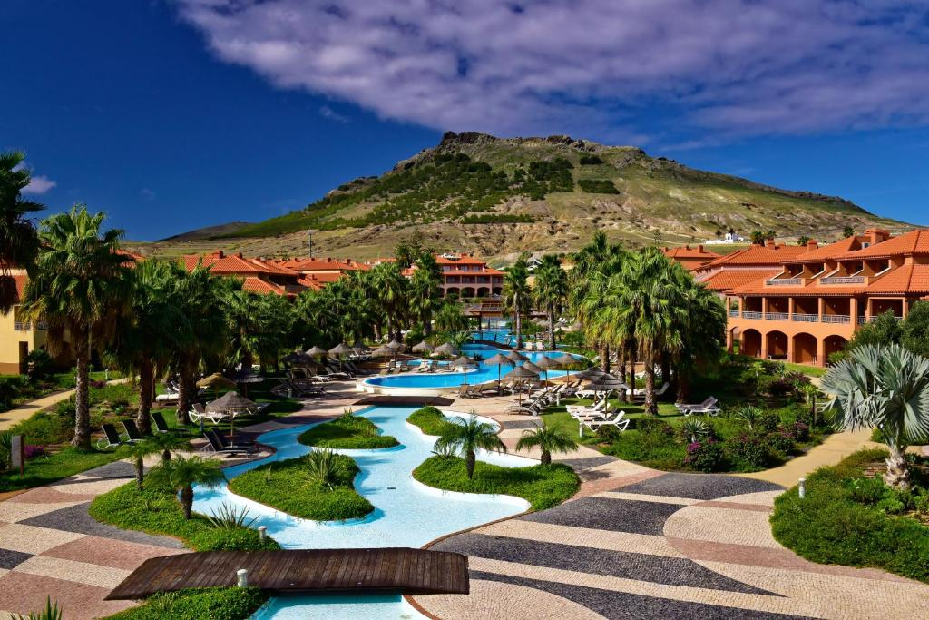 The swimming pool at or near Pestana Porto Santo Beach Resort & SPA - All Inclusive