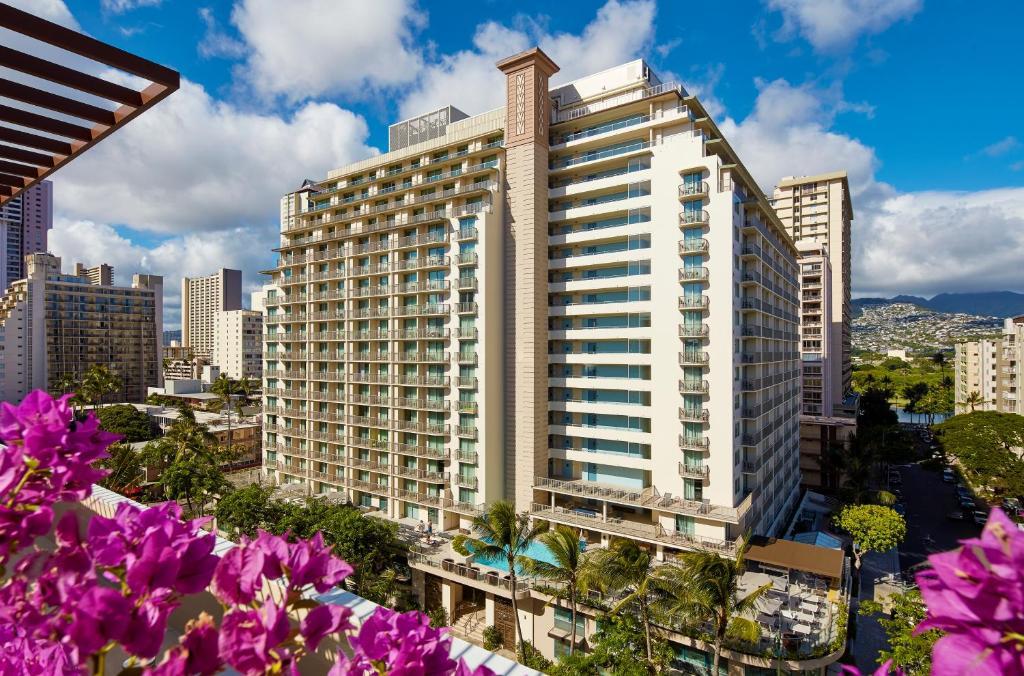 Hilton Garden Inn Waikiki Beach Honolulu Hi Booking Com