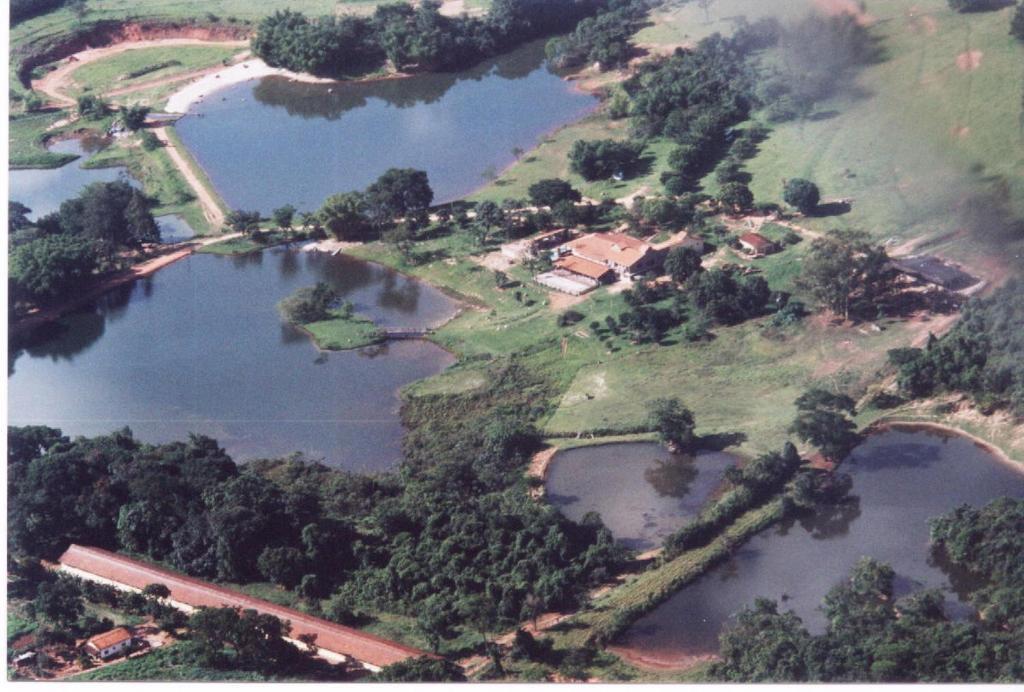 A bird's-eye view of Pousada Fazenda Buracão