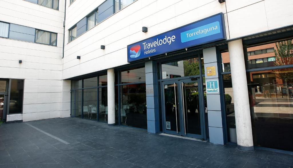 Travelodge Torrelaguna (Spanje Madrid) - Booking.com